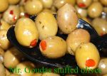 Mr. Goudas Stuffed Manzanilla Olives