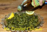 Callaloo or Horta by Spyros Peter Goudas