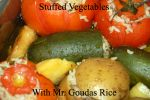 Stuffed Vegetables by Spyros Peter Goudas
