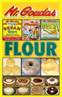 Mr. Goudas Books - Flour Book by Spyros Peter Goudas