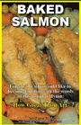 Mr. Goudas Books - Baked Salmon by Mr. Goudas